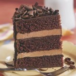 Cheesecake Factory's Chocolate Tower Truffle Cake