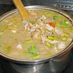 Home-style Turkey Soup Recipe