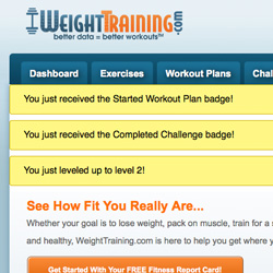 WeightTraining.com Review